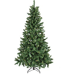 Good Tidings Balsam 350 Clear  7-foot Christmas Tree