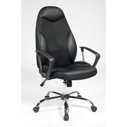 Lee and Smith Executive High-Back Chair
