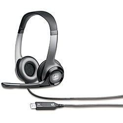 Logitech H530 USB Headset with Premium Laser-Tuned Audio (Refurbished)