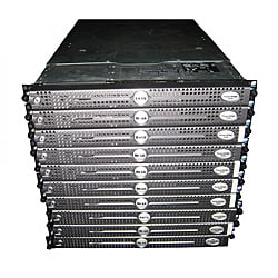 Dell PowerEdge 1850 3.2GHz 1u Rackmount Server (Pack of 10) (Refurbished)