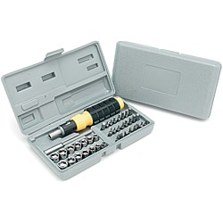 Ruff & Ready 41-piece Bit and Socket Set