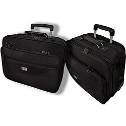 Western Pack Data Mover 16.5-inch Rolling Laptop Case