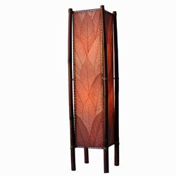Burgundy Fortune Large Floor Lamp (Philippines)