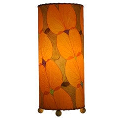 Orange Butterfly Table Lamp (Phillipines)