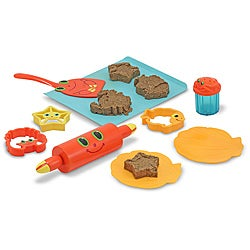 Melissa & Doug Seaside Sidekicks Sand Cookie Play Set