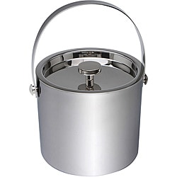 Polished Stainless Steel Insulated Ice Bucket