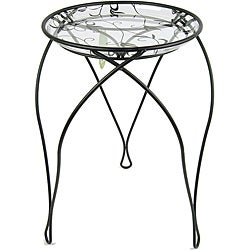 'The Elegance' Plant Stand, Black