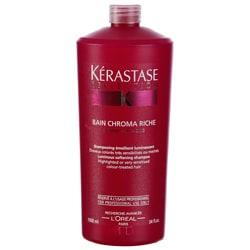Kerastase Bain Chroma Riche 34-ounce Shampoo