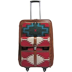 Amerileather Roamer 21-inch Carry-On Spinner Upright