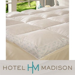 Hotel Madison Ultimate Twin/ Full-size Featherbed