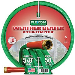 Flexon Weather Beater Hose (0.625' x 50')