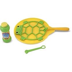 Melissa & Doug Tootle Turtle Bubble Set