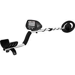 Barska Elite Edition Black/Off-white Adjustable Metal Detector