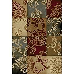 Symbol Multi Floral Area Rug (7'10 x 10'6)