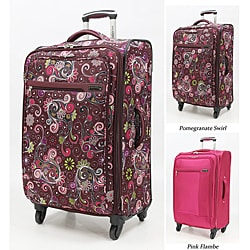 Ricardo Beverly Hills Sausalito Super-Lite Expandable 24-inch Carry-On