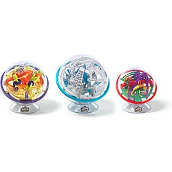 Plasmart Perplexus Original, Rookie and Epic Puzzles (Pack of 3)