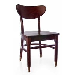 Willoughby Medium Oak Side Chairs (Set of 2)
