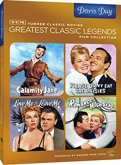 TCM Greatest Classic Films: Legends - Doris Day (DVD)