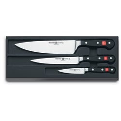 Wusthof Classic 3-piece Chef's Set