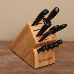 Wusthof Silverpoint II 10-piece Knife Block Set