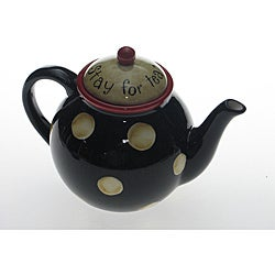 Certified International 'Family Table' 32-ounce Teapot