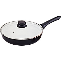 Vinaroz Black Ceramic Coated 11-inch Frying Pan