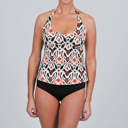 Anne Cole Women's Scoop Neck 2-piece Tankini