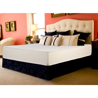 Select Luxury Reversible Medium Firm 10-inch King-size Foam Mattress