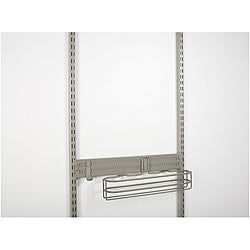 Organized Living freedomRail Nickel 24-inch Spanner