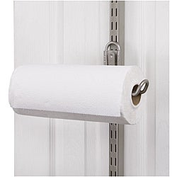 freedomRail Nickel Over-the-Door Can Holder