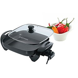Chefman 12-Inch Non-Stick Coated Electric Skillet