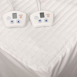 Electrowarmth Heated Full-size Electric Dual Control Mattress Pad