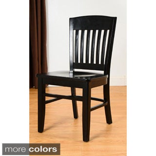 Solid Wood School Chairs