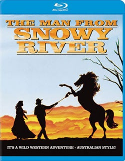 The Man From Snowy River (Blu-ray Disc)