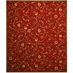 Ruby Garden Rug (7'10 x 9'10)