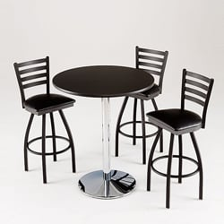Cambridge Holland 4-piece Commercial Pub Dining Set