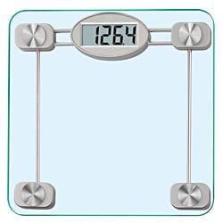 Taylor Digital LCD 400 lb Capacity Glass Scale
