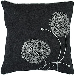 Decorative Square Helm Duotone Decorative Pillow