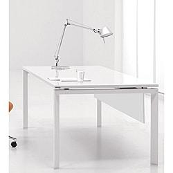 Jesper Office White Professional Desk