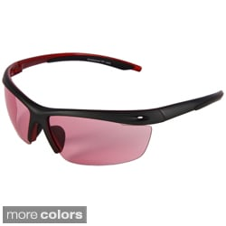 Chili's Men's 'Wish Bone' Shield Sunglasses