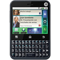 Motorola CHARM Unlocked Android Cell Phone
