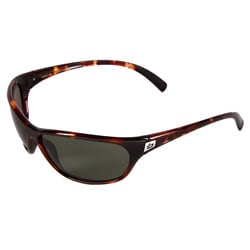 Bolle Men's 'Venom' Dark Tortoise Polarized Sport Sunglasses