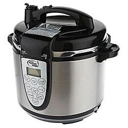 Cook's Essentials 5-Quart Multi-Function Pressure Cooker (Refurbished)
