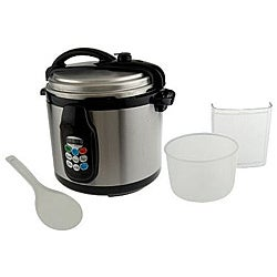 Technique 7 Quart Digital Pressure Cooker (Refurbished)