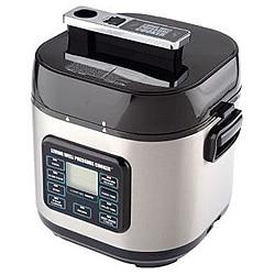 Montel Williams Living Well 6-quart Pressure Cooker (Refurbished)