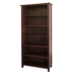 Austin' 6-foot Bookcase