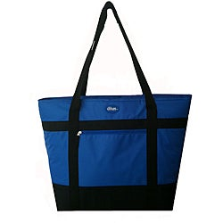 California Cooler River Zipper-Close Shopper/Tote Bag
