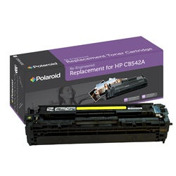 HP 125A Compatible Yellow Toner Cartridge (Remanufactured)