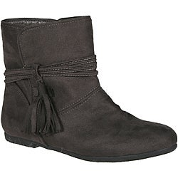 Story Women's 'Parker-4' Grey Ankle Booties
