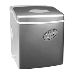 Countertop Ice Maker Youtube : Haier Portable Countertop Ice Maker - 14054669 - Overstock.com ...